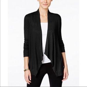 🍄I.N.C International Concepts Black Cardigan S